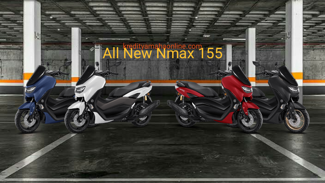 Promo all new nmax 2020