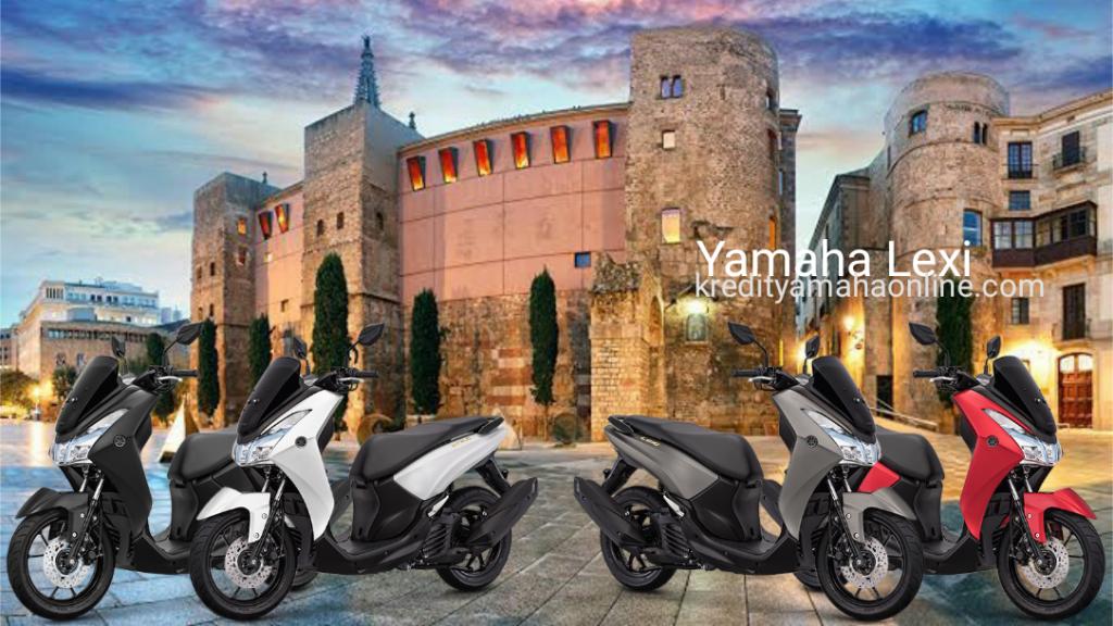 Spesifikasi Promo Yamaha Lexi