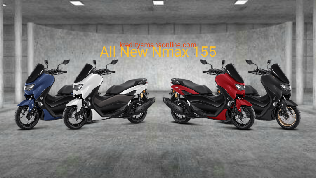 Spesifikasi Promo Yamaha All New Nmax