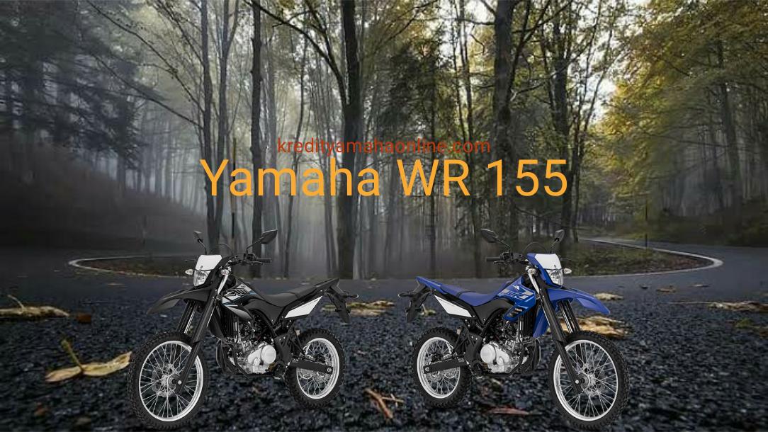 Promo Gratis Cicilan 3 Bulan Yamaha WR 155